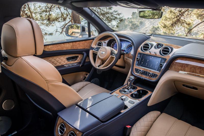 Bentley Bentayga 6.0 TSI W12 (608 Hp) AWD Automatic COD